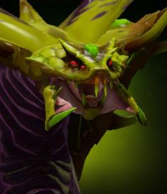 Venomancer vert