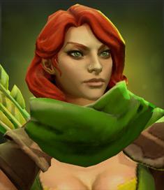 Windrunner vert